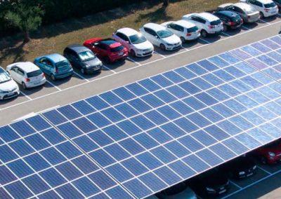 Projecte Instal·lació Marquesina Solar