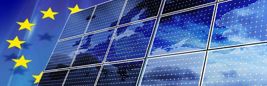 Unión Europea y energía solar fotovoltaica
