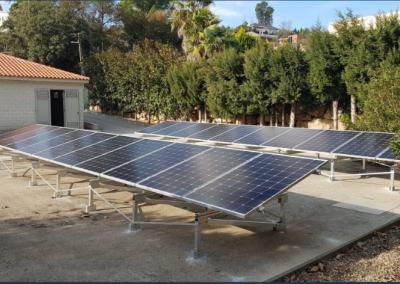 Projecte Instal·lació Fotovoltaica per autoconsum